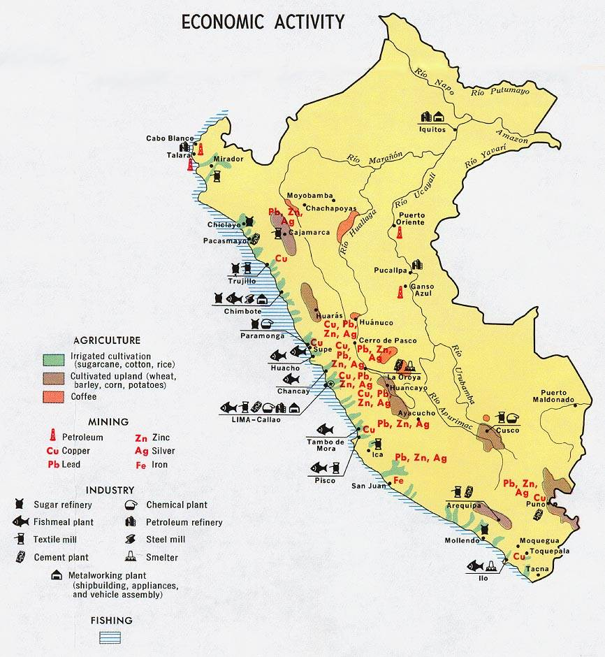 Airports In Peru Map.Peru Travel Info